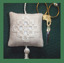 Advanced Hardanger Scissor FOB
